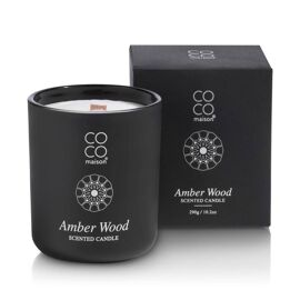 Coco Maison Scented candle Amber Wood