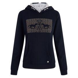 HV Polo Sweater met kap Carolin dames