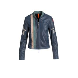 Parajumpers Biker Leather Jacket