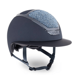 Kask Star Lady  Sw. Galuchat