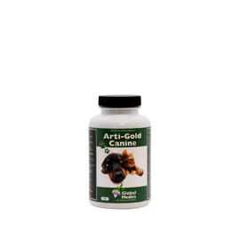 Global Medics Arti-Gold-Canine 126 Tablets