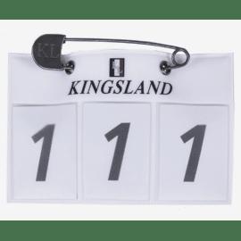 Kingsland Classic Number Plate