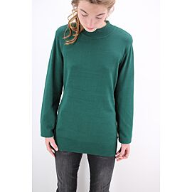 PULL TURTLE NECK EMERALD