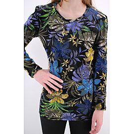 SHIRT LM FLOWERS