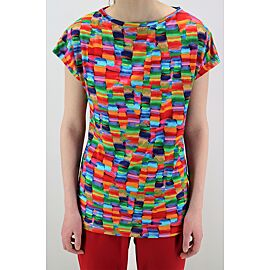 SHIRT KM RAINBOW COLORS