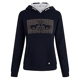 HV Polo Sweater met kap Carolin dames