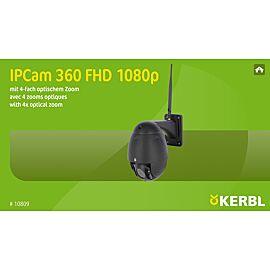 IPCAM 360 RC/HD MET OPT. ZOOM