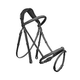 CWD Anatomic French Bridle Fancy