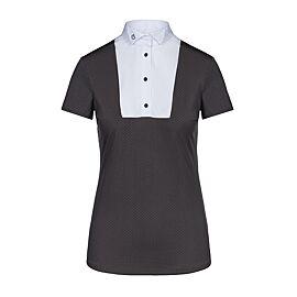 CT shirt met vleugelkraag