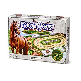 Equi-Quiz The Great Horse Knowledge Board Game