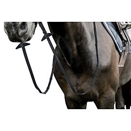 Prestige 16mm Fancy Hunter Reins With 7 Loops And Hooks