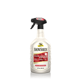 Showsheen hair polish 32 oz+sprayer