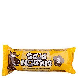 Paardenkoekjes Stud Muffins 3 Stuks