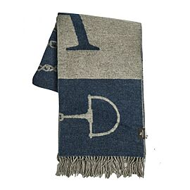 Adamsbro Cashmere Wool throw
