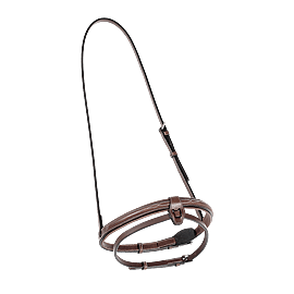 Cwd Raised French Noseband With Stitching