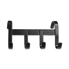 Bridle hanger 4 hooks