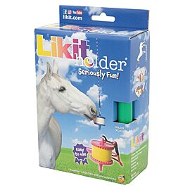 Likit holder with rope