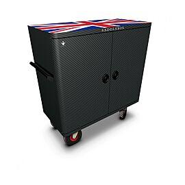 Saddlebox Custom Carbon UK
