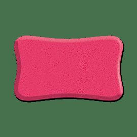 Roze spons