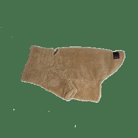 Kentucky Honden Sweater Teddy Fleece Beige
