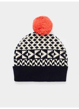 Geometric Fairisle Hat