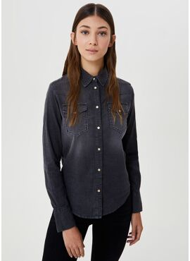 CAMICIA DENIM STRAIGHT