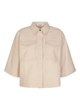 Phoebe Crop Shirt