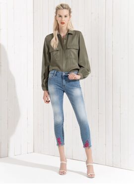 BETTY CROPPED S/UP