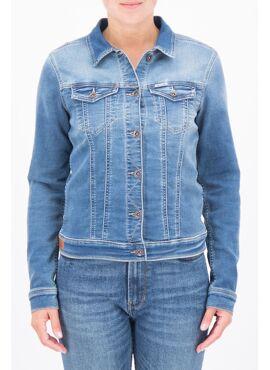 Basic jeansvestje