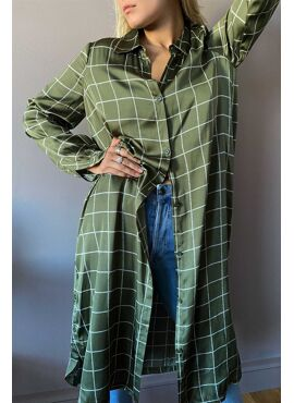 Lisa long shirt Dress