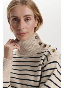 Lyrica Stripe Pullover