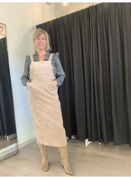 Salopette jurk