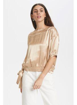 Gouden blouse