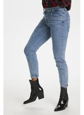 Caily Denim Jogger
