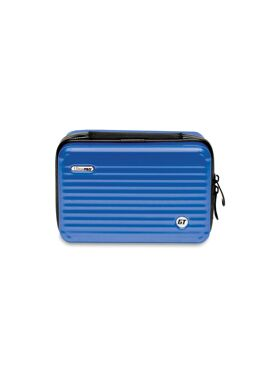 GT Luggage Deck Box: Blue