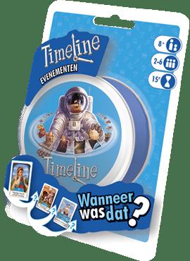 Timeline: Evenementen