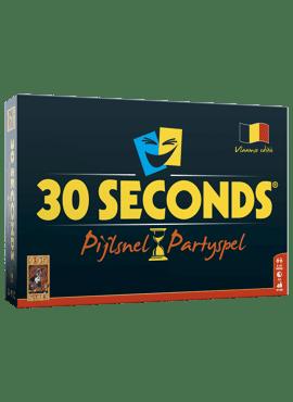 30 Seconds: Vlaamse Editie