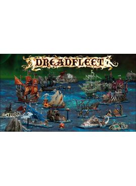 Dreadfleet Boardgame