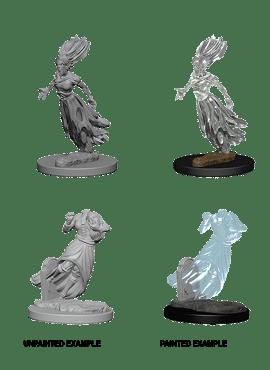 Nolzur's Miniatures: Ghost & Banshee