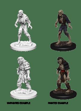 Nolzur's Miniatures: Zombies