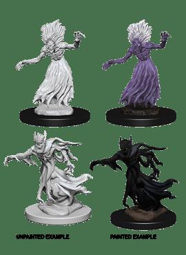 Nolzur's Miniatures: Wraith & Specter