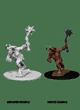Nolzur's Miniatures: Minotaur