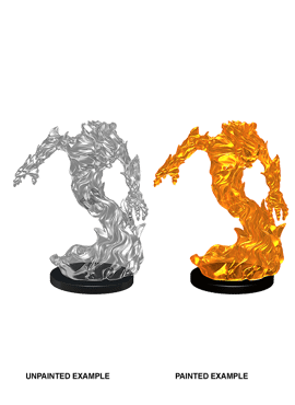 Deep Cuts: Medium Fire Elemental