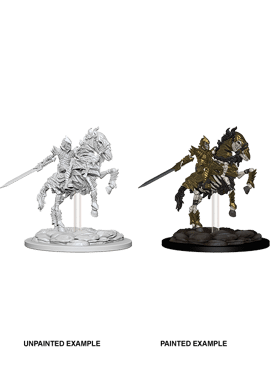 Deep Cuts: Skeleton Knight on Horse