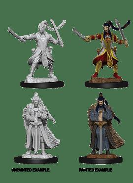 Nolzur's Miniatures: Male Elf Paladin