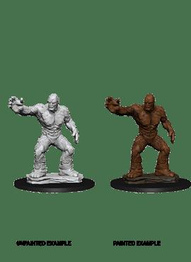 Nolzur's Miniatures: Clay Golem
