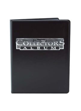 Collectors Portfolio Small: Black