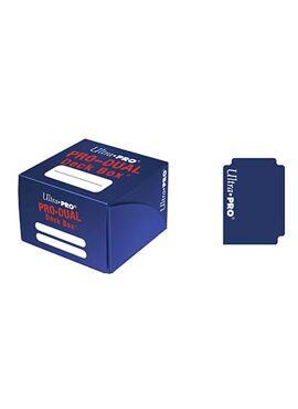 Pro Dual Deckbox: Blue