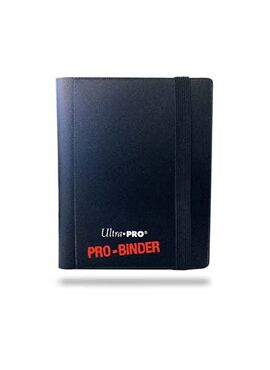 Pro Binder 2-Pocket: Black
