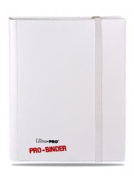 Pro Binder Small: White